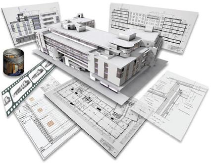 Dise o de instalaciones mec nicas y el ctricas en archicad - Busco arquitecto tecnico ...