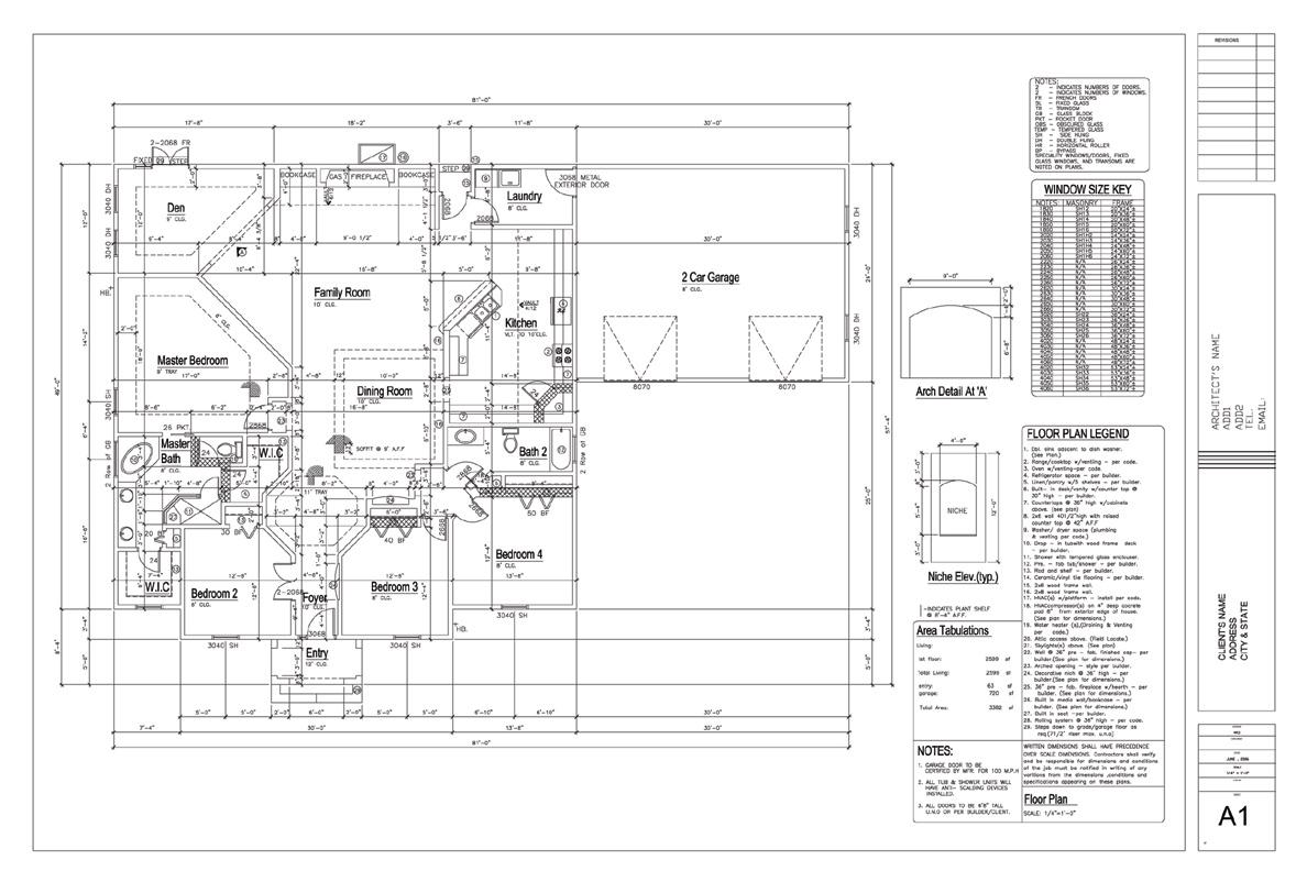 Planos del proyecto en archicad ideaa for Planos de obra civil