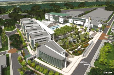 Proyectos archicad ideaa for Edificios educativos arquitectura